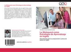Capa do livro de La Webquest como Estrategia de Aprendizaje en Inglés