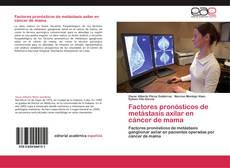 Borítókép a  Factores pronósticos de metástasis axilar en cáncer de mama - hoz