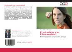 Bookcover of El Intimidador y su Intencionalidad