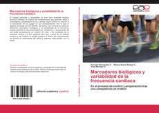 Bookcover of Marcadores biológicos y variabilidad de la frecuencia cardiaca