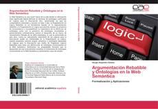 Capa do livro de Argumentación Rebatible y Ontologías en la Web Semántica