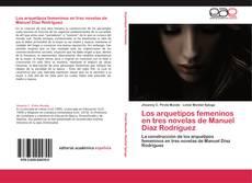 Capa do livro de Los arquetipos femeninos en tres novelas de Manuel Díaz Rodríguez