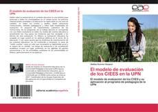 Bookcover of El modelo de evaluación de los CIEES en la UPN