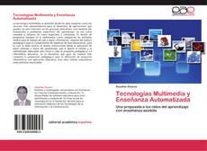 Portada del libro de Tecnologías Multimedia y Enseñanza Automatizada