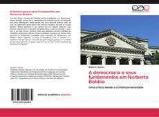 A democracia e seus fundamentos em Norberto Bobbio的封面