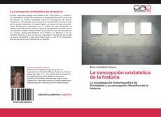 Copertina di La concepción aristotélica de la historia