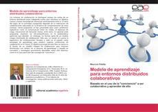 Portada del libro de Modelo de aprendizaje para entornos distribuidos colaborativos