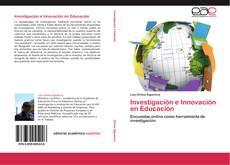 Couverture de Investigación e Innovación en Educación