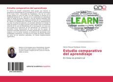 Buchcover von Estudio comparativo del aprendizaje