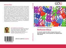 Portada del libro de Reflexión Ética