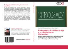 Capa do livro de Pedagogía de la liberación y la democracia discursiva