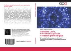 Portada del libro de Software Libre, herramienta para la creación gráfica digital