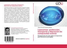 Capa do livro de Liposomas: protección, transporte y liberación de compuestos activos