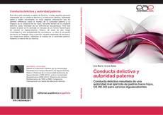 Conducta delictiva y autoridad paterna kitap kapağı