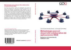Обложка Metodología para el desarrollo colaborativo de aplicaciones WEB
