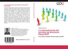 Buchcover von La administración del servidor de directorio OpenLDAP