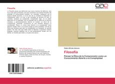 Bookcover of Filosofía