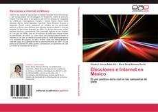 Portada del libro de Elecciones e Internet en México