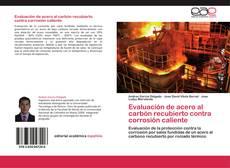 Bookcover of Evaluación de acero al carbón recubierto contra corrosión caliente