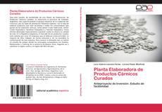 Planta Elaboradora de Productos Cárnicos Curados的封面