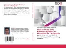 Portada del libro de Introducción a los Modelos Digitales de Elevación en Topografía