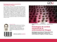 Portada del libro de Estrategias de control vectorial de la enfermedad de Chagas