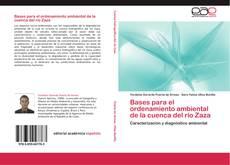 Capa do livro de Bases para el ordenamiento ambiental de la cuenca del río Zaza