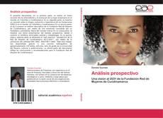 Buchcover von Análisis prospectivo