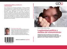 Legitimidad política y medios de comunicación kitap kapağı