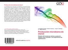 Обложка Producción microbiana de etanol
