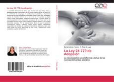 Copertina di La Ley 24.779 de Adopción