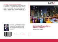 Couverture de Mercados financieros internacionales