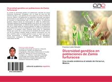 Portada del libro de Diversidad genética en poblaciones de Zamia furfuracea