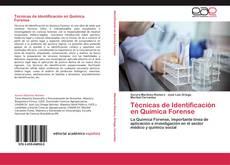 Técnicas de Identificación en Química Forense的封面