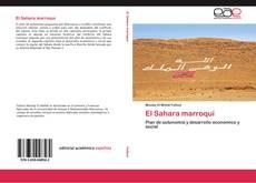 Portada del libro de El Sahara marroquí