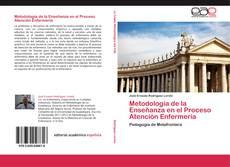 Обложка Metodología de la Enseñanza en el Proceso Atención Enfermería