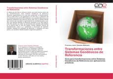 Portada del libro de Transformaciones entre Sistemas Geodésicos de Referencia