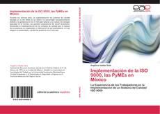 Copertina di Implementación de la ISO 9000, las PyMEs en México
