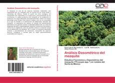 Bookcover of Análisis Dasométrico del mezquite
