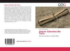Bookcover of Joquín Sánchez De Toca