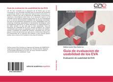 Copertina di Guía de evaluacion de usabilidad de los EVA