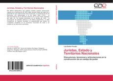 Juristas, Estado y Territorios Nacionales的封面