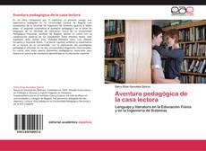 Bookcover of Aventura pedagógica de la casa lectora