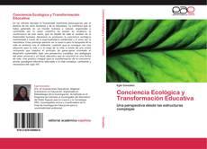Portada del libro de Conciencia Ecológica y Transformación Educativa