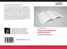Tests con quiebres estructurales的封面