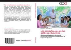 Portada del libro de Las competencias en las políticas educativas