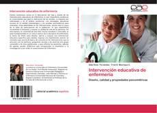 Intervención educativa de enfermería kitap kapağı