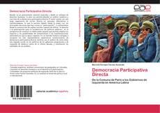 Portada del libro de Democracia Participativa Directa