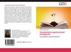 Borítókép a  Vocabulario operacional inteligente - hoz