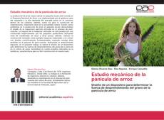 Обложка Estudio mecánico de la panícula de arroz